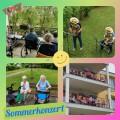 Ein sommerliches Konzert